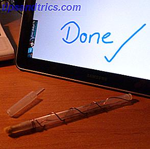 Hoe u uw eigen tablet-stylus kunt bouwen