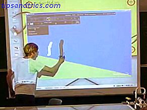 Sådan laver du din egen smartboard med en Wii-fjernbetjening
