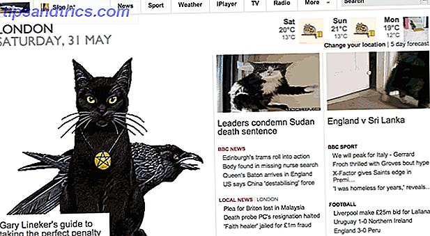 Cómo hacer una red WiFi que solo transmita imágenes de gato con una frambuesa Pi