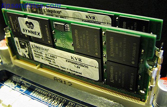 Hvad kan du gøre med dine gamle RAM-moduler?  Kan de genbruges?  Eller genbrugt?  Skal de smides i kassen?  Eller kan du finde et nyt formål for gammel pc-hukommelse?