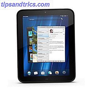 El HP TouchPad es una pieza notable del kit.  Esta computadora tablet con su CPU de doble núcleo fue lanzada con una versión defectuosa del sistema operativo webOS a mediados de 2011 y no logró capturar la imaginación de los desarrolladores de aplicaciones, lo que llevó a HP a abandonar el dispositivo semanas después de su lanzamiento.