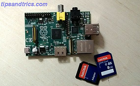 Sådan tilføjes USB-opbevaring til Raspberry Pi