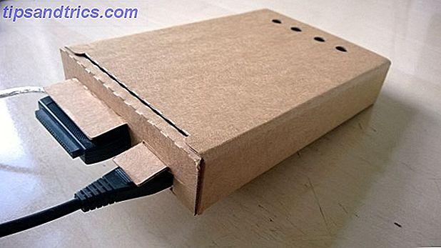 Pourquoi vous devriez construire un boîtier de disque dur externe à partir de la carte, et comment