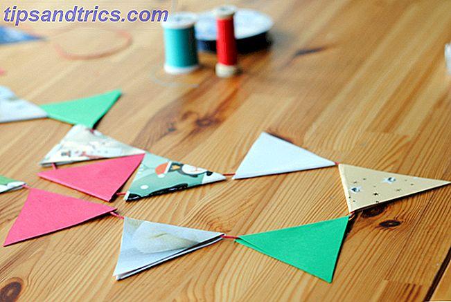 10 decorações de Natal que você pode facilmente fazer a partir de materiais reciclados