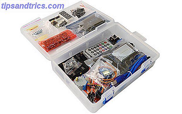 Il existe de nombreux projets Arduino débutants que vous pouvez utiliser pour commencer, mais il vous faut d'abord un Arduino et quelques composants.  Voici notre sélection de 4 des meilleurs kits de démarrage pour tout débutant passionné Arduino.