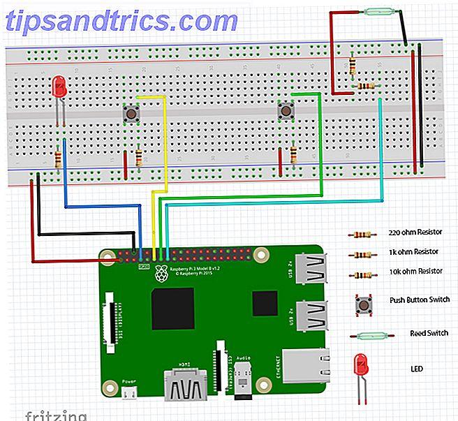 Heb je ooit thuis willen komen voor een persoonlijk welkom?  In dit eenvoudige Raspberry Pi-project gebruiken we een reed-schakelaar om een deuntje te activeren wanneer een deur wordt geopend.