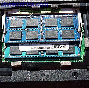 Så här uppgraderar du din bärbara dator i en Flash: Lägg till en ny hårddisk och öka RAM