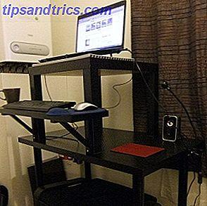 Hoe een goedkoop staand bureau te bouwen van Ikea, en hoe het is om te gebruiken