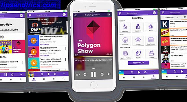 Vous voulez trouver plus de podcasts que vous aimerez?  Utilisez cette méthode, qui consiste à exploiter la puissance de l'intelligence artificielle pour les recommandations.