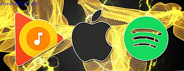 Comparaison de Apple Music Google Play et Spotify