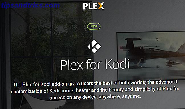 Wusstest du, dass es für Kodi ein offizielles Plex-Addon gibt?  In vielerlei Hinsicht bietet es das Beste aus beiden Welten, also hier ist alles, was Sie brauchen, um zu beginnen.