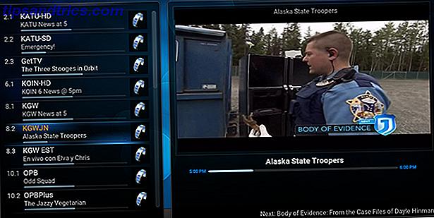 Sehen und notieren Sie kostenlos TV-Sendungen mit Ihrem PC.  Es ist vollkommen legal, und ein kostenloses Windows-Programm namens NextPVR macht den Prozess (relativ) einfach.
