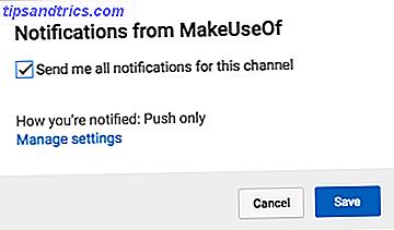 Même si vous êtes abonné à une chaîne, vous risquez de manquer une nouvelle vidéo.  Grâce aux notifications YouTube, vous pouvez vous assurer de ne jamais manquer une vidéo de vos chaînes préférées.