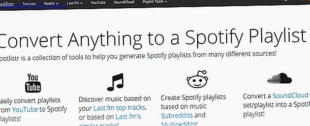 Spotify är redan ganska jävla bra, en av de bästa musikströmmingstjänsterna runt.  Men det finns sätt att göra Spotify ännu bättre, som de här fantastiska webbapparna visar.