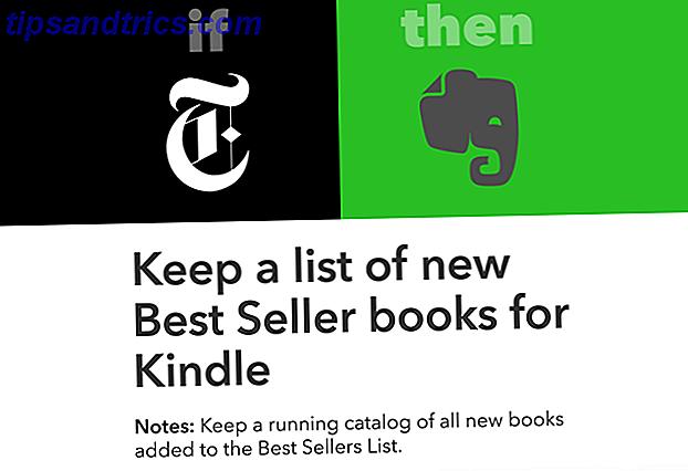 Wie verwende ich IFTTT, um Ihren Kindle zu überladen