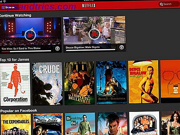 Netflix Versus LoveFilm - Die Schlacht der UK Movie Streaming Services