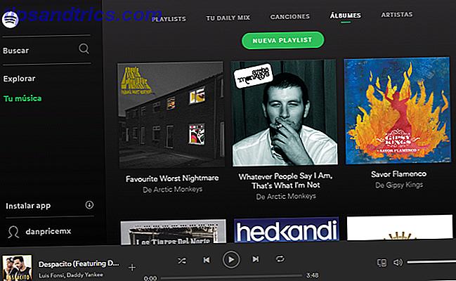 Si bien el reproductor de escritorio de Spotify es fantástico, Google Play Music no tiene ningún reproductor de escritorio.  Afortunadamente, hay una fantástica solución de terceros a la que puede recurrir.