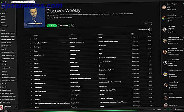 Descubre nueva música con las listas de reproducción automáticas de Spotify
