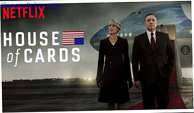 Netflix is een van onze favoriete bedrijven hier bij MakeUseOf.  Maar zelfs als we de service zo goed volgen als wij, zijn er enkele interessante feiten die we niet kenden over Netflix ...