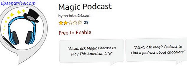 Podcast mágico para amazon echo podcasts