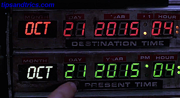 Den ultimata guiden till Gadgets of Back to the Future II