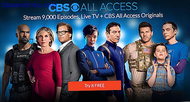 Beyond Star Trek: Scoperta: CBS vale la pena per tutti?