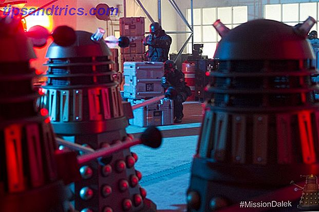 Hoe maak je je eigen arts die avontuur voor de BBC