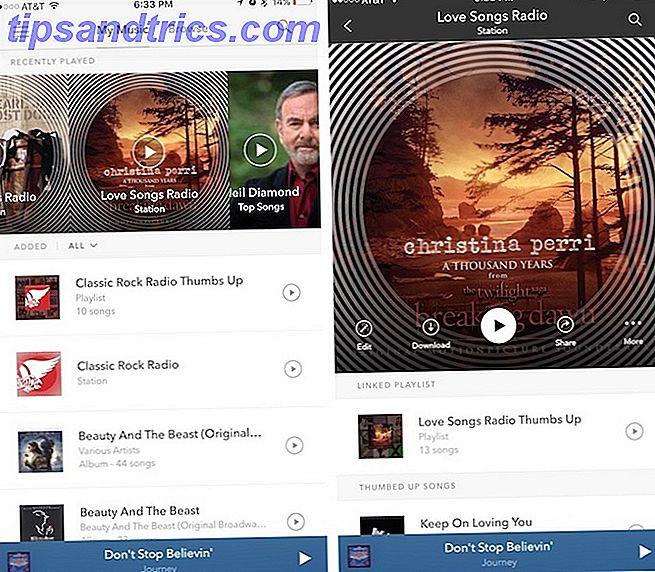 Pandora Premium staat voor een zware competitie.  Nadat we deze nieuwe muziekstreamingservice een paar weken hebben getest, hebben we echter zes redenen bedacht om dit te proberen.