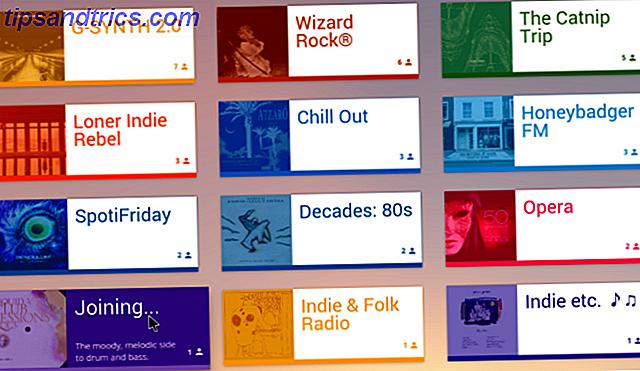 La aplicación Spotify apesta ... 7 alternativas para probar hoy