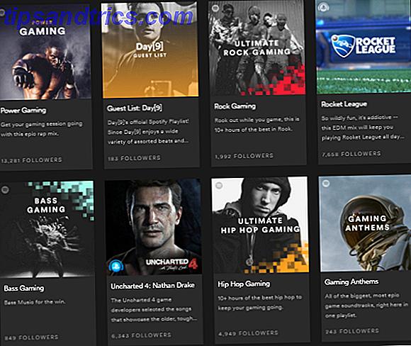Les jeux vidéo sont maintenant considérés comme une forme d'art, et leurs bandes sonores sont un élément important.  Cependant, parfois, vous avez besoin d'écouter quelque chose d'autre pendant le jeu, où Spotify prend tout son sens.