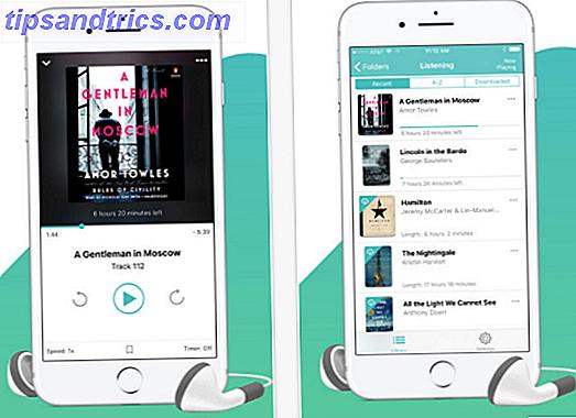 bedste app til lydbøger