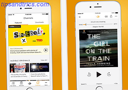 The Best Audiobook Apps til alle typer lyttere