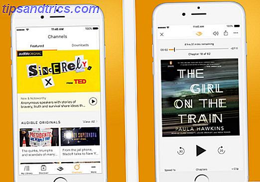 lydbøger app android