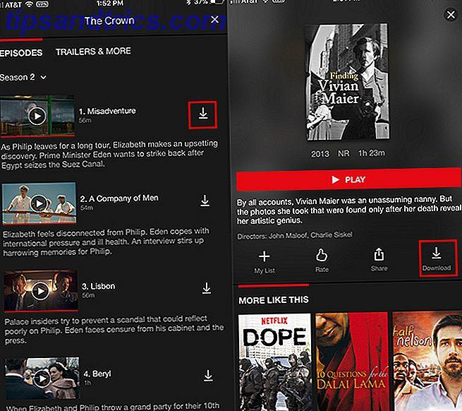Wenn Sie Filme oder Shows auf Netflix herunterladen möchten, um sie auf Reisen, beim Pendeln oder einfach außerhalb der Reichweite eines Wi-Fi-Signals zu sehen, gehen Sie folgendermaßen vor: