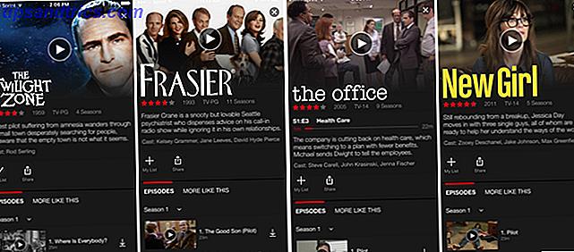 Mit Netflix können Sie jetzt Inhalte herunterladen, die Sie offline ansehen können. Aber welche TV-Sendungen sind tatsächlich herunterzuladen?  Wir haben 12 TV-Shows gefunden, die perfekt für Fahrten jeder Länge sind.