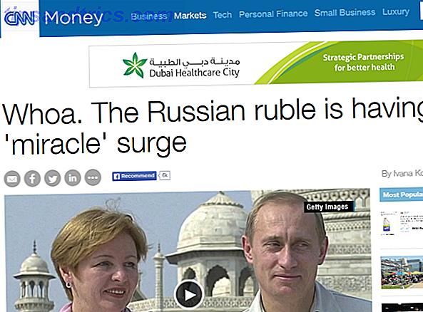 De 6 bedste websteder til opdatering med finansielle nyheder