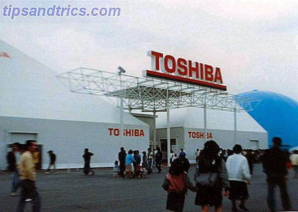 Neuer Toshiba-Durchbruch könnte die Festplatte bald töten