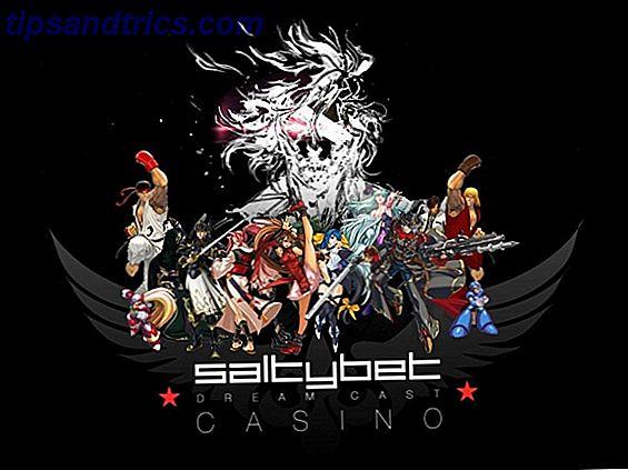 Salty Bet te permite apostar en impresionantes luchas de personajes de juegos de video