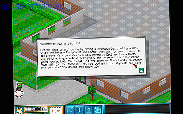 nittiotalet-Theme Hospital