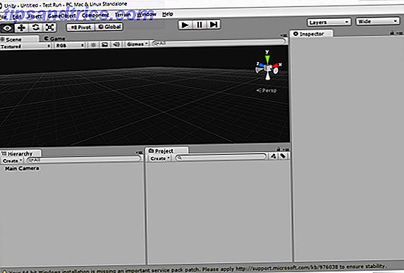 Comience a crear juegos en poco tiempo con Unity3D gratuito