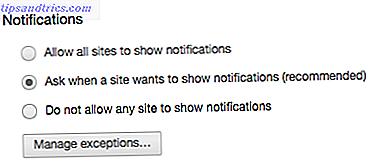 Comment Bloquer Les Notifications Par Site Et Par Application Dans
