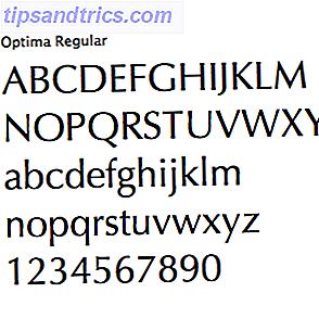 We weten allemaal dat lettertypen belangrijk zijn, toch?  Ik bedoel, als er een website is die alleen Comic Sans bashing, weten we dat het overduidelijk belangrijk genoeg is dat iemand zich druk maakt om het gebruik van lettertypen.