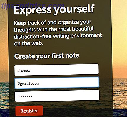 WriteApp: une application d'écriture Web sans distraction