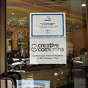 Creative Commons a réussi à défendre la cause du contenu ouvert.  Tellement que de larges pans de propriétés intellectuelles sont gardés ouverts dans le domaine public ... tous sous licence Creative Commons.
