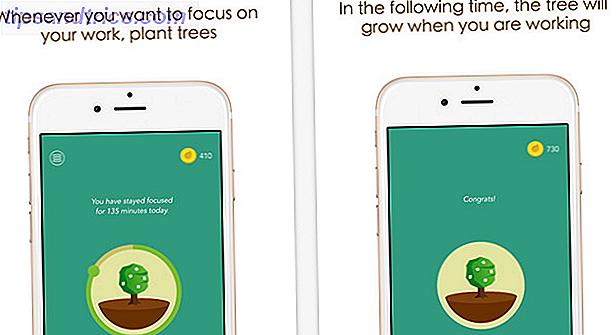 Êtes-vous accro à notre smartphone?  Quand il est si difficile de l'éteindre, il est temps de récupérer votre temps.  Ces cinq applications mobiles sont suffisamment intelligentes pour vous aider à retrouver votre productivité.