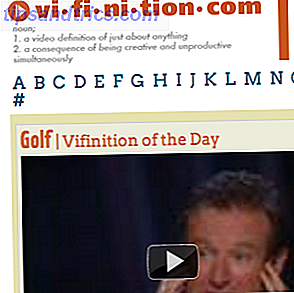 Vifine toutes les choses avec Vifinition, le dictionnaire vidéo Crowdsourced