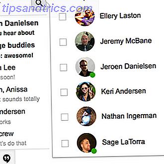 De petites touches comme un indicateur de disponibilité vert, un grand nombre d'emoji, des extraits de message et une meilleure recherche d'amis sont réunis dans ce que Google appelle les nouveaux Hangouts.