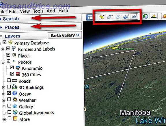 Spela in egna virtuella turer i Google Earth är ett bra sätt att komma ihåg dina resor och upprepa dem (till viss del) när som helst.  Inspelning av en KML-fil i Google Earth kan låta vara komplicerad, men så fort du får stegen klappar vill du spela in mer och mer.