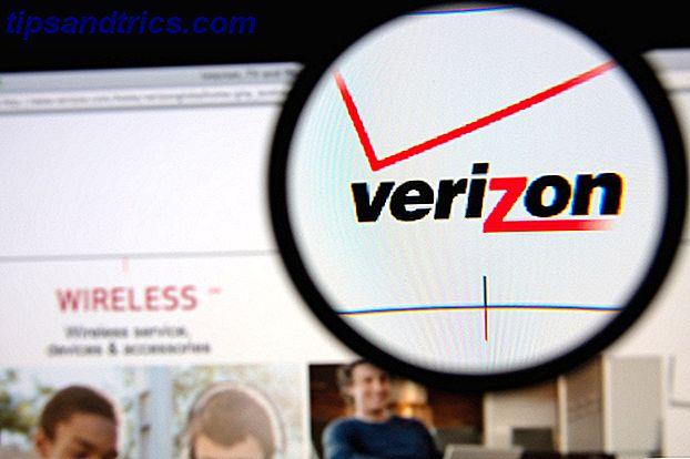 Es ist eine schlechte Zeit, ein Verizon-Kunde zu sein.