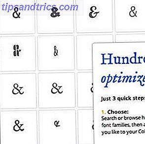 Schriftwahl ist eine integrale Design-Entscheidung auf jeder Website, aber die meiste Zeit sind wir mit der gleichen alten Serif- und Sans-Serif-Familie zufrieden.  Während der Haupttext immer etwas sein sollte, das für die Lesbarkeit optimiert ist, es sei denn, Sie möchten, dass die Leser Kopfschmerzen bekommen, können Titel und herausragender Text Ihr Platz sein, um ein einzigartiges Design mit etwas Font-Flair hinzuzufügen.